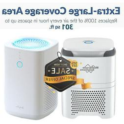 Home Air Purifiers Filter Air Cleaner Odor Allergy Eliminato