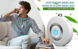 High Quality Wearable Air Purifier Necklace Mini Portable US