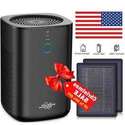 Home Large Room Air Purifier HEPA Air Cleaner for Allergies