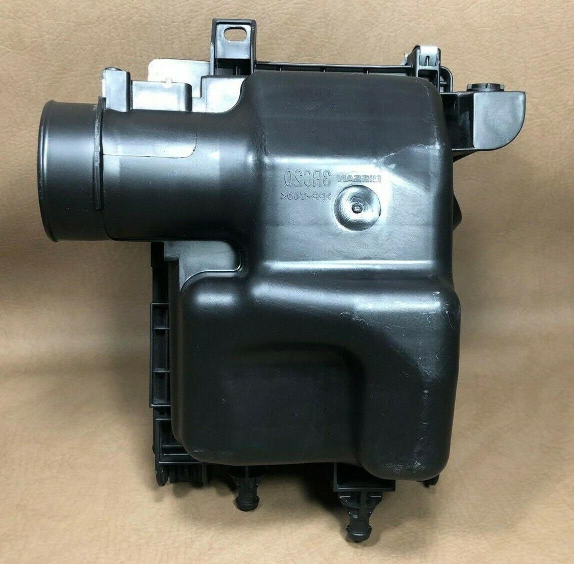 air cleaner filter box assembly 3rc20 sentra
