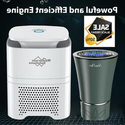 Home Indoor Air Purifier Office Air Cleaner HEPA Filter Remo