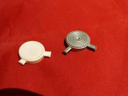 Model Car Parts AMT 1966 Buick 401 Air Cleaner and 409 Chevy