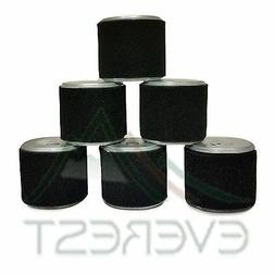 New 6 Pack of Air Filter Cleaners Fits Honda GX340 GX390 Eng