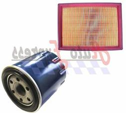 Set of 6 Air Filters and 6 Oil Filters Cleaners FITS Honda G