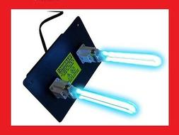 UV LIGHT for ac HVAC ultravaiolet dual lamp duct air cleaner