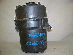 Yamaha YT 3600 lawn tractor air filter box assembly air clea